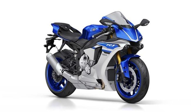 yzf-r1 front profile