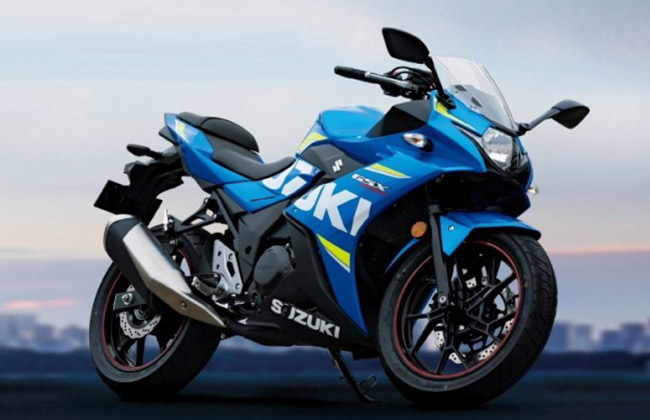 Suzuki Gsx250r And V Storm 250 Revealed Zigwheels