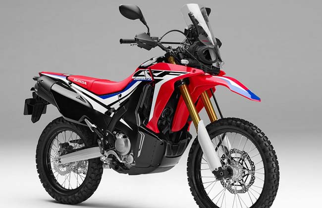 Honda crf250 rally 01