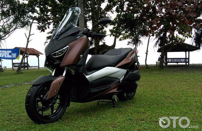 Yamaha XMax Exclusive (27)