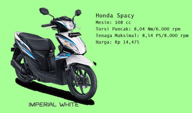 Honda Spacy 001