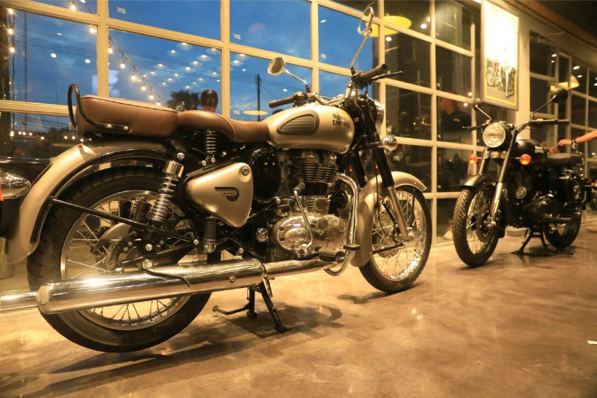 Royal Enfield Classic 350 2018 (4)