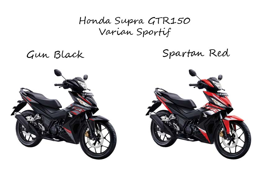 Remove term: Warna baru  New Honda Supra GTR150 Warna baru  New Honda Supra GTR150