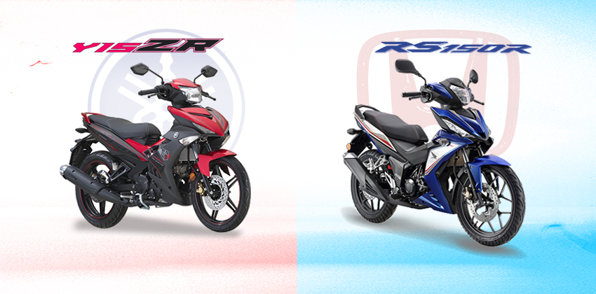 Yamaha Y15ZR vs Honda RS150R