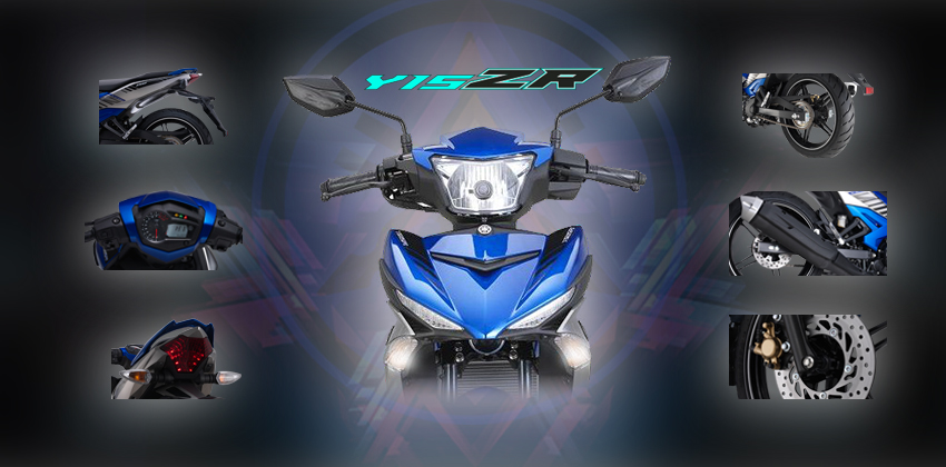 Yamaha Y15ZR features