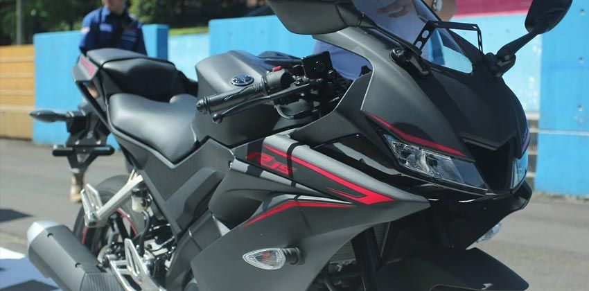 2018 Yamaha YZF R15 launched in Malaysia at price of RM 11,988